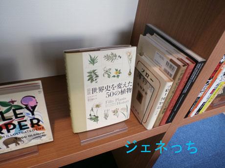 リベラーラ世田谷店本棚⑨