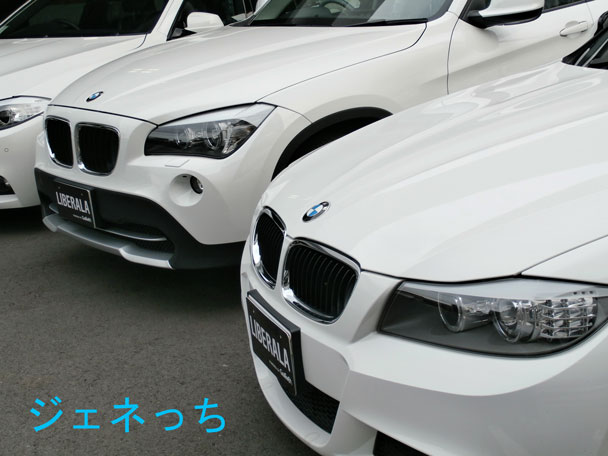 リベラーラ世田谷BMW④